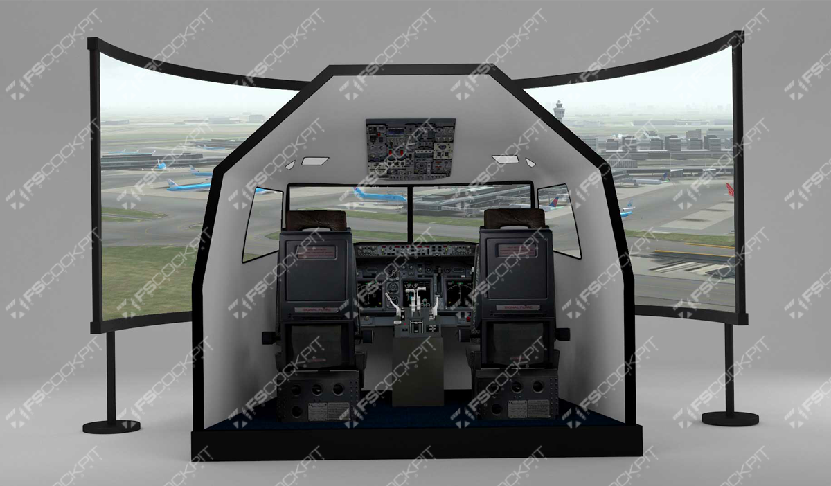 Kids Flight Simulator - Full Model